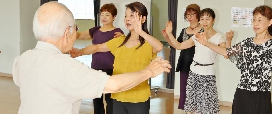 ソシアルダンス(社交ダンス教室)