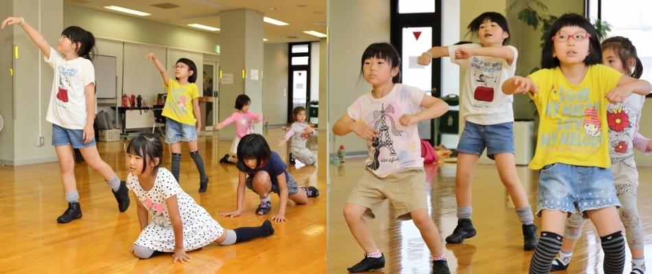 ジュニアダンササイズ(子供のダンス教室)