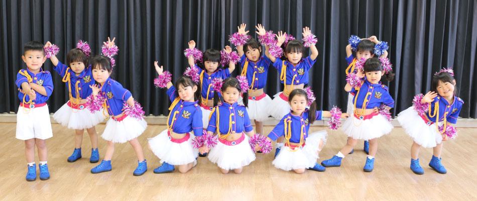 エンジェルダンス♡、プチ♡エンジェルダンス(子供のダンス教室)