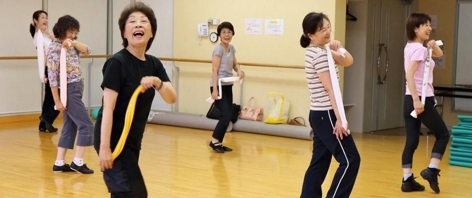 リ楽ックス体操(体操教室)