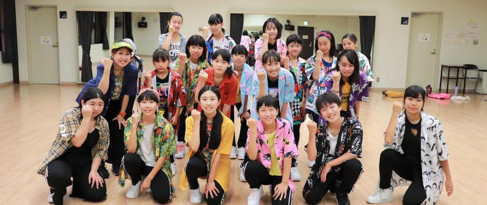 ストリートファンク(ダンス教室)