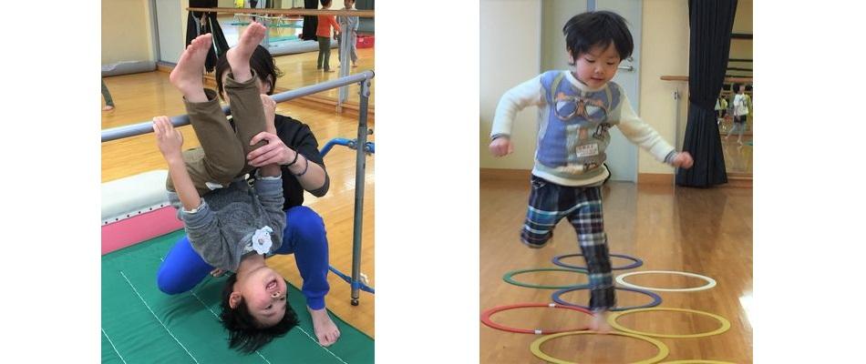 楽しい!キッズ★コアフィットネス(体操)