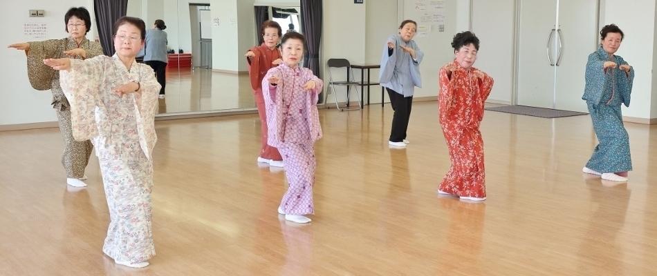 民踊(民舞教室)