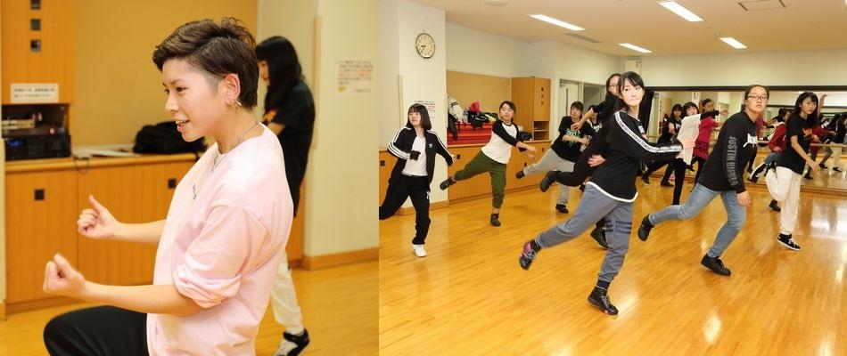 HIP HOP DANCE(ヒップホップダンス教室)