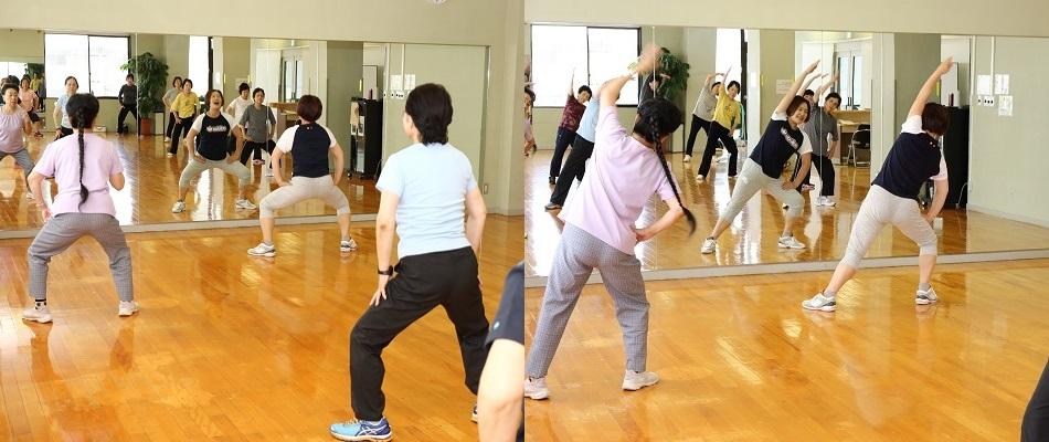 65歳からの体力づくり教室(体操教室)