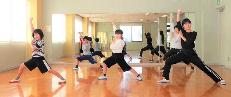 キッズカンフー(初級)(子供の運動・武道教室)