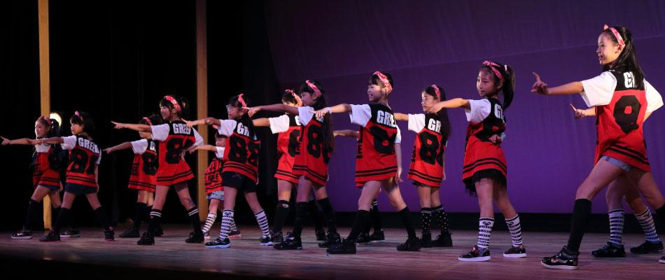 GIRLS♡POP DANCE(子供のダンス教室)
