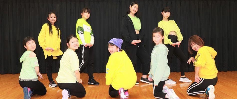 GIRLS K-POP DANCE(子供のダンス教室)