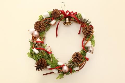 クリスマスリース (480x320)
