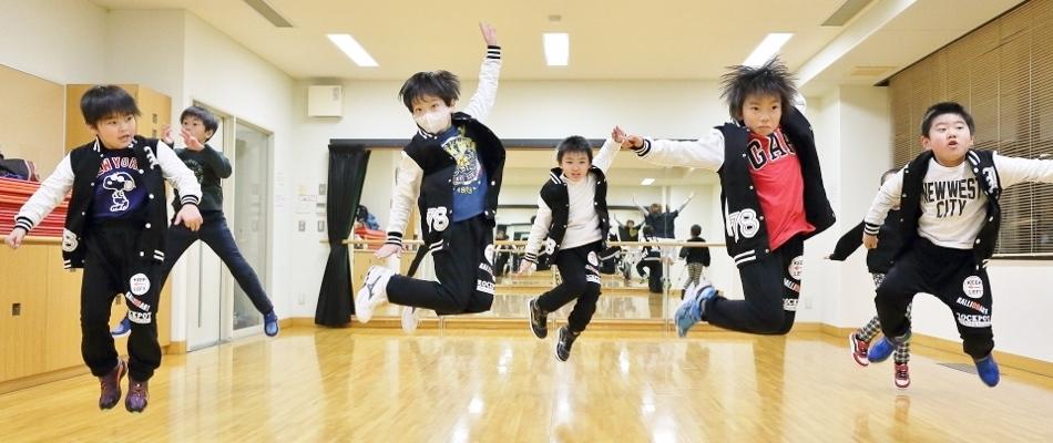 Boys★Pop★Dance(子供のダンス教室)