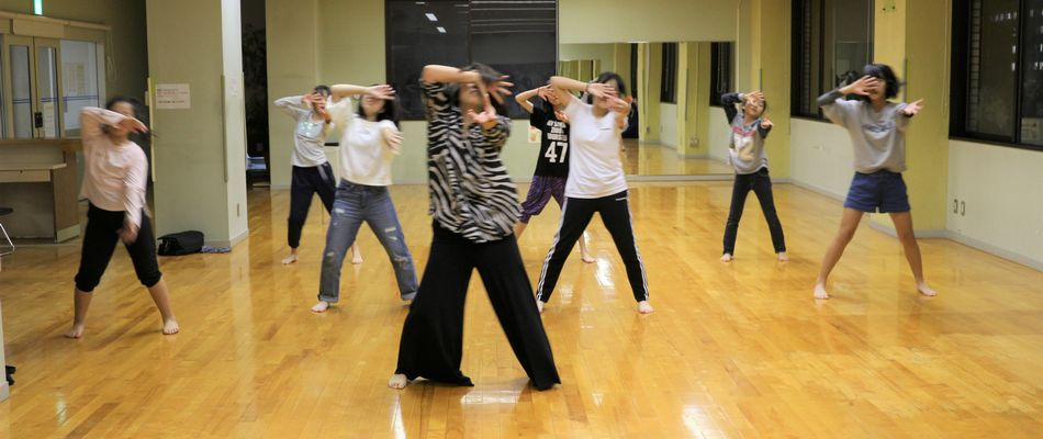 パフォーマンスダンス
