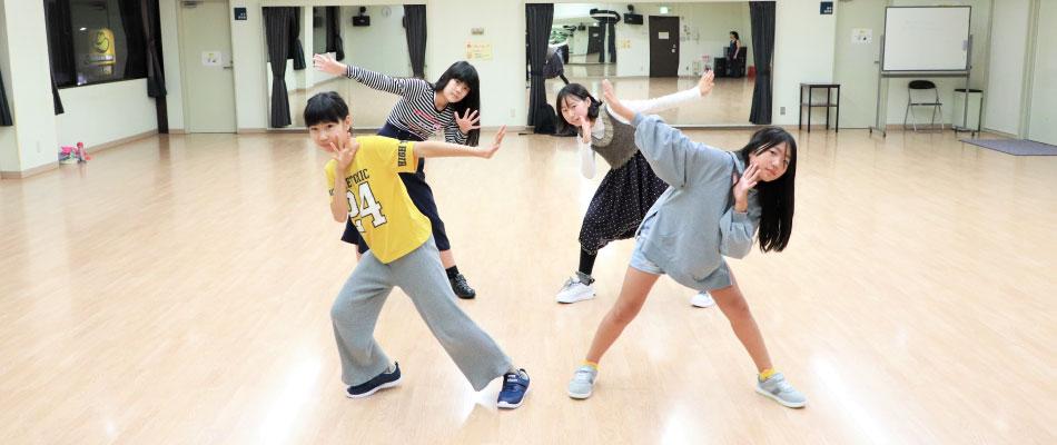 ジュニア・ワックダンス(子供のダンス教室)