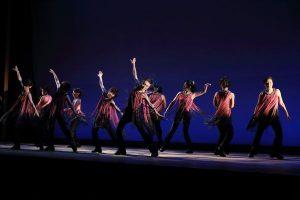 ジャズダンス 舞台発表会