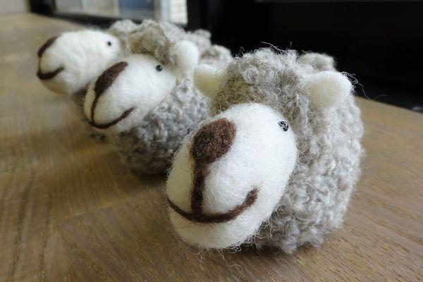 H29.4.13 羊毛フェルト作品
