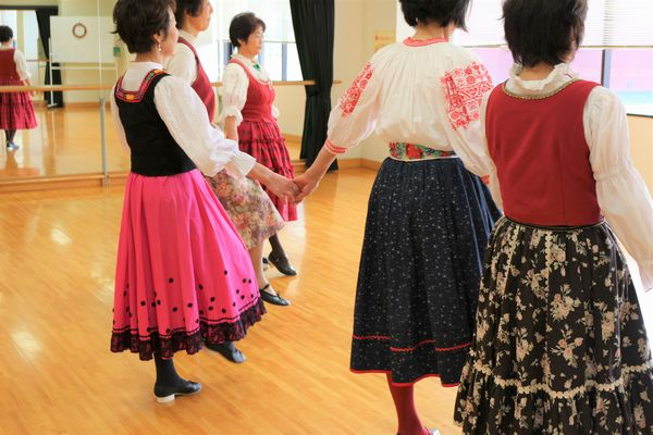 フォークダンス教室 – とやま健康生きがいセンター