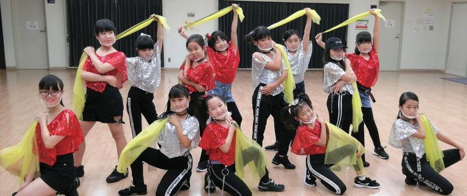 Precious♡Girls Dance(子供のダンス教室)