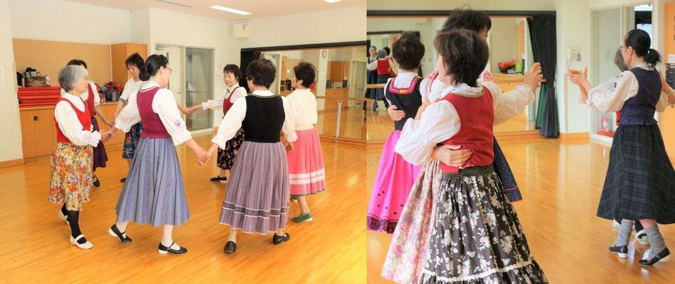 フォークダンス教室