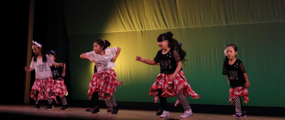 ダンスMIX★ ジュニア(子供のダンス教室)