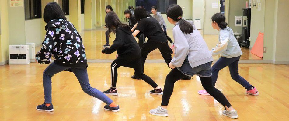 ストリート★MIXジュニア(子供のダンス教室)
