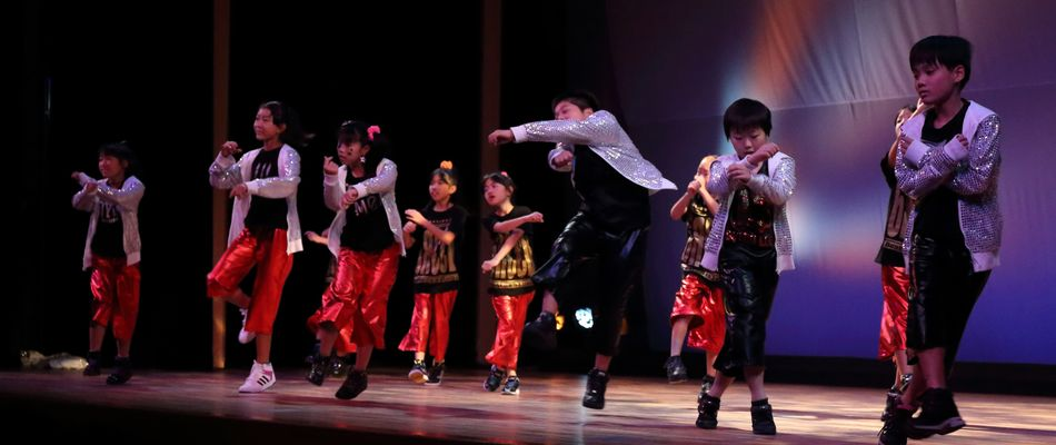 KIDS HIP HOP(子供のダンス教室)