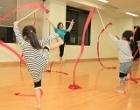 はじめて新体操(子供の運動・体操教室)