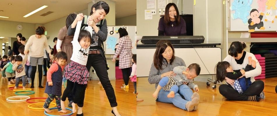 リトミックフィットネス♡てくてく (親子のリトミック教室)