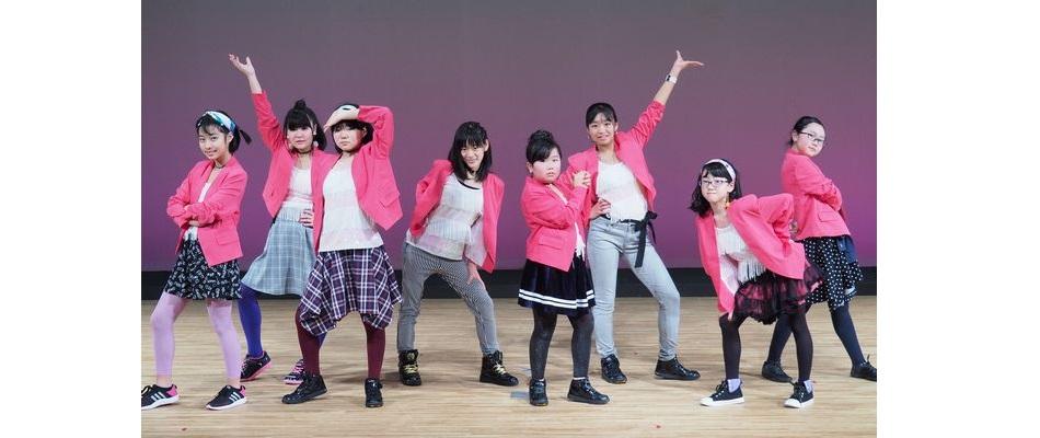ガールズ♥POP DANCE(ダンス教室)