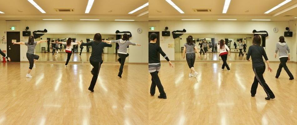 ショーダンササイズ(ダンス教室)