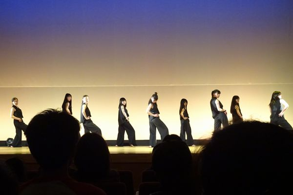 スタイルヒップホップダンス